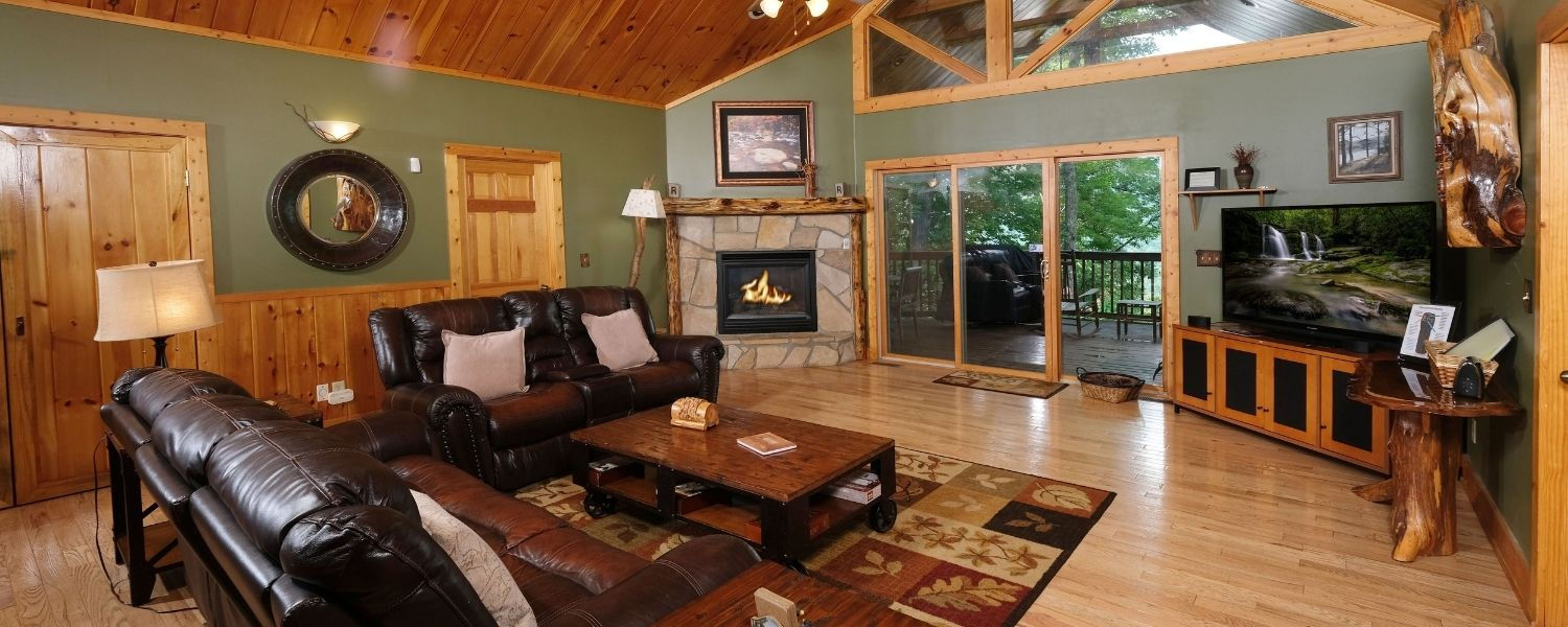 6 Reasons to Stay in a Pigeon Forge Cabin This September