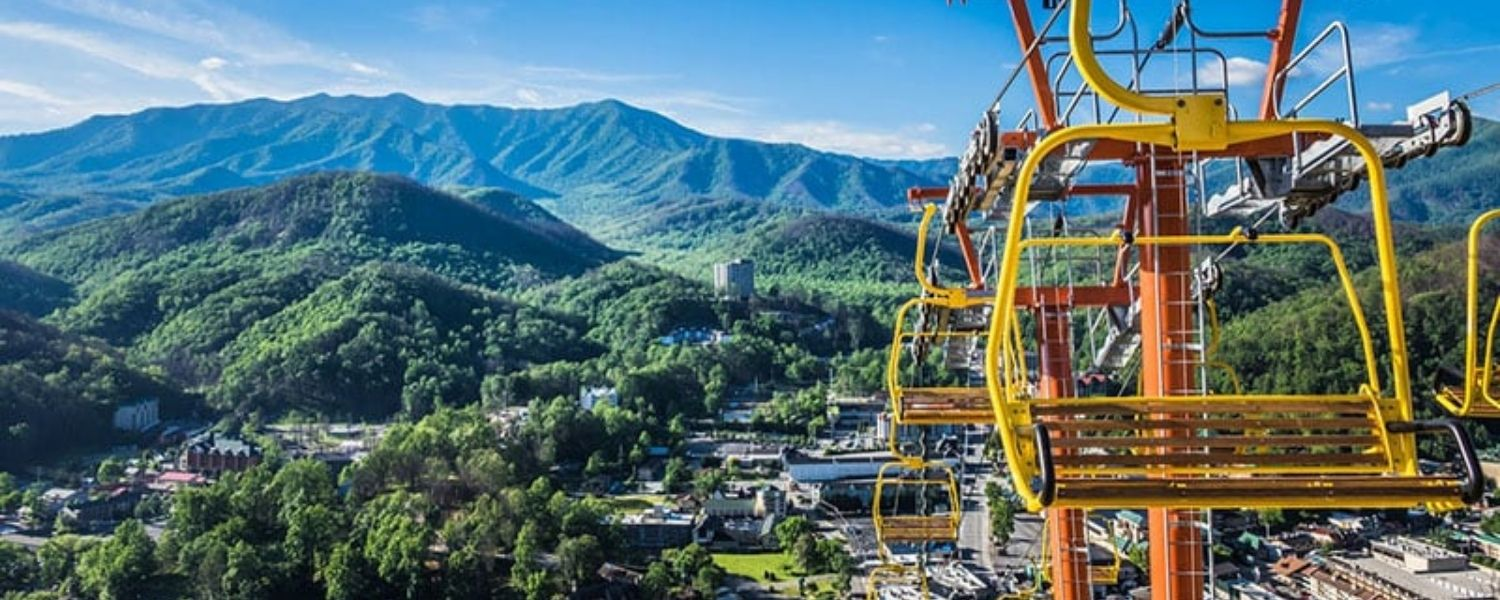 The 3 Most Popular Chair Lifts in Gatlinburg