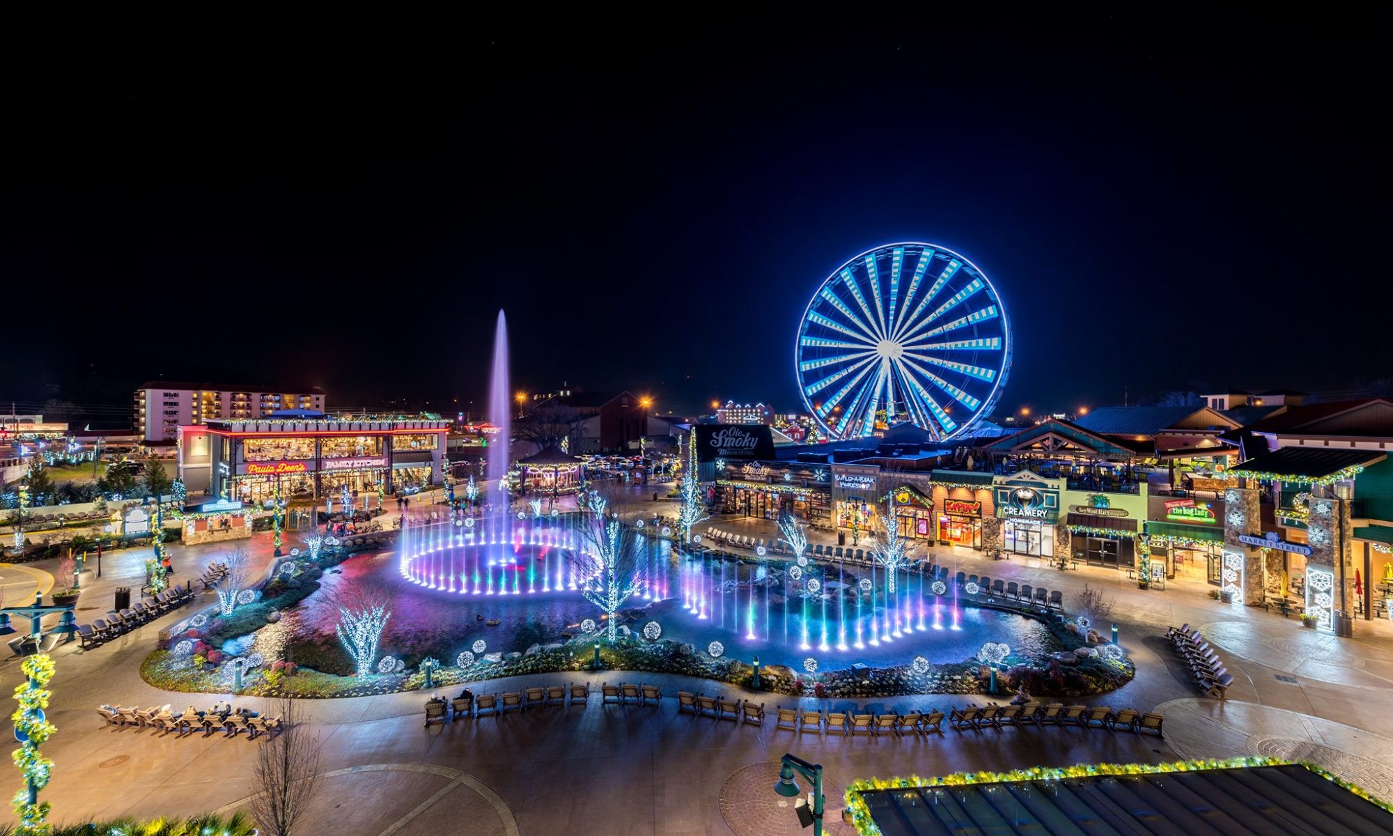 Really Fun Things to Do at Night in Pigeon Forge